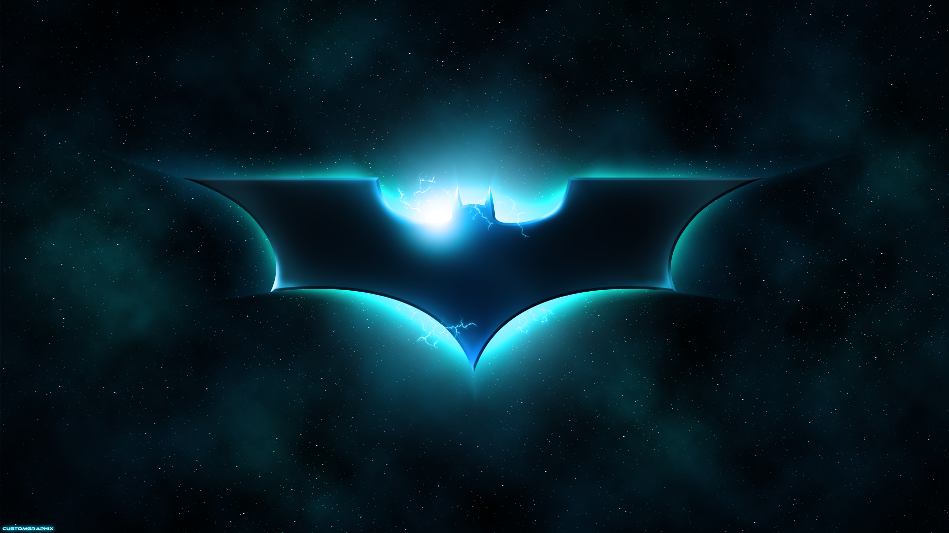 The Dark Knight Space By XCustomGraphix On DeviantArt