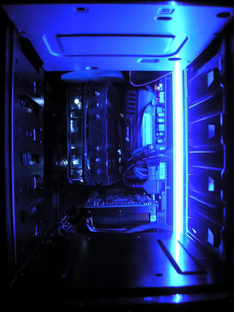 New PC lighting by xCustomGraphix ... & New PC lighting by xCustomGraphix on DeviantArt azcodes.com