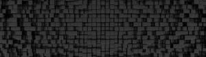 Dualscreen C4D Abstract box wallpaper