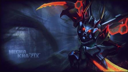 League of Legends Mecha Kha'Zix