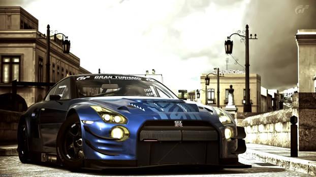 GTR Nismo GT3 (3840x2160)
