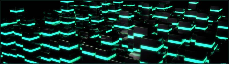 MaybeTomorrow07 15 8 UPDATED C4D Dualscreen wallpaper (3840x1080) by xCustomGraphix