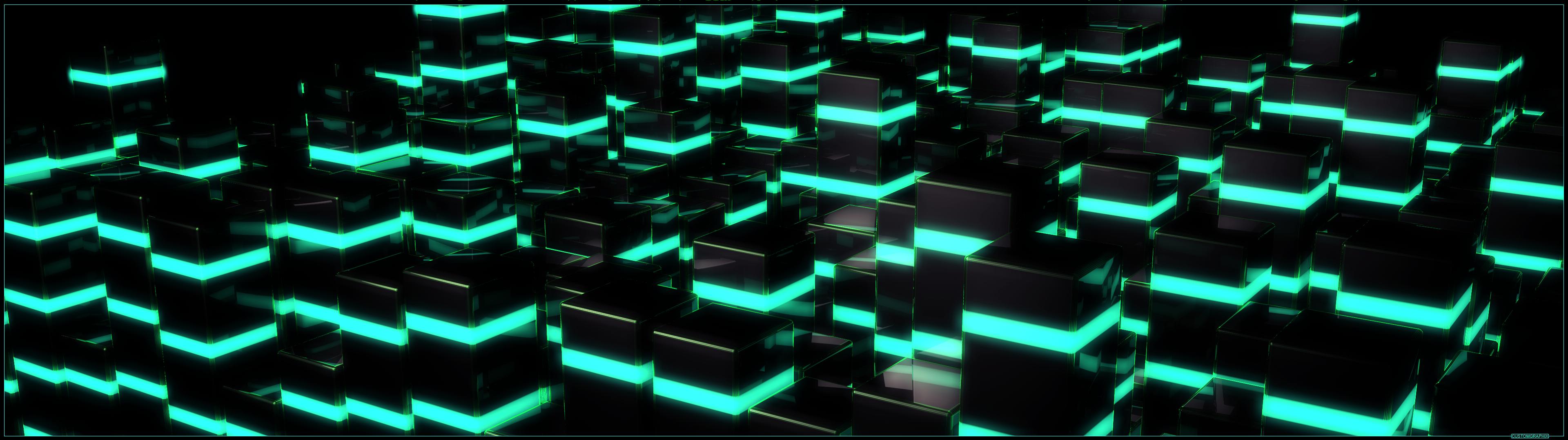 BestMovieWalls 15 3 UPDATED C4D Dualscreen wallpaper (3840x1080) by xCustomGraphix
