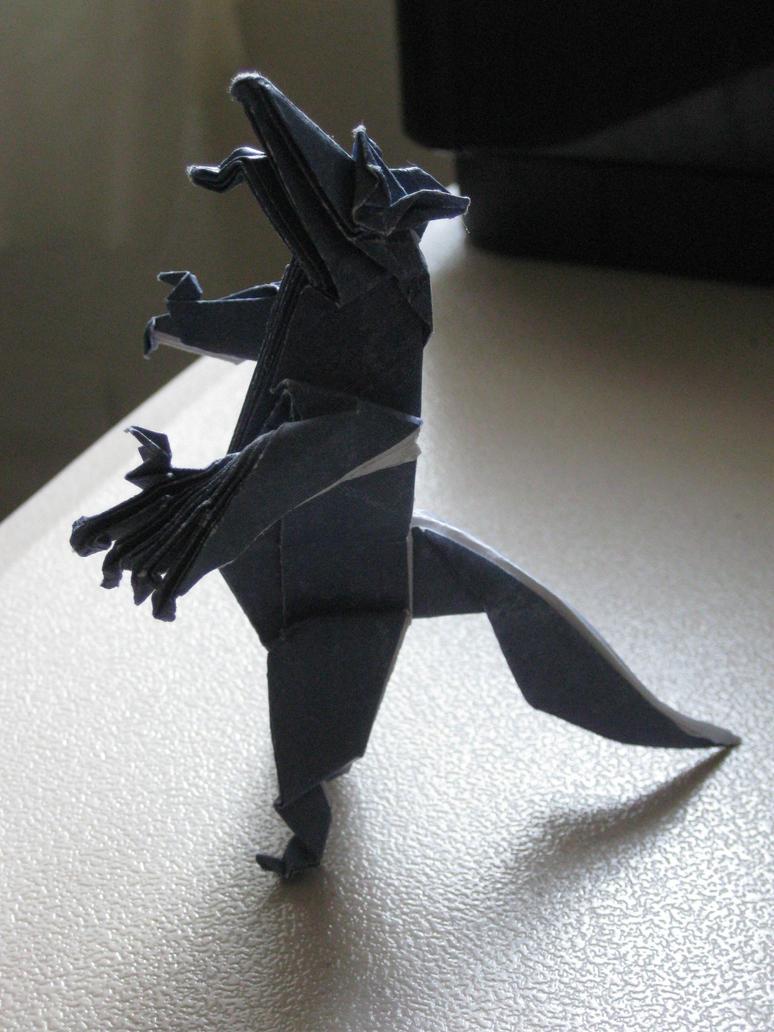 Origami Werewolf by