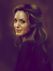 - Angelina - by Anathematixs