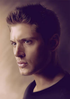 - Jensen Ackles - by Anathematixs
