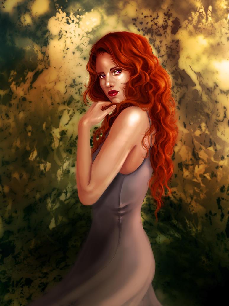 - Commission - Lenalu - by Anathematixs