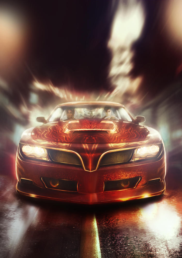 - The Phoenix Car - by Anathematixs