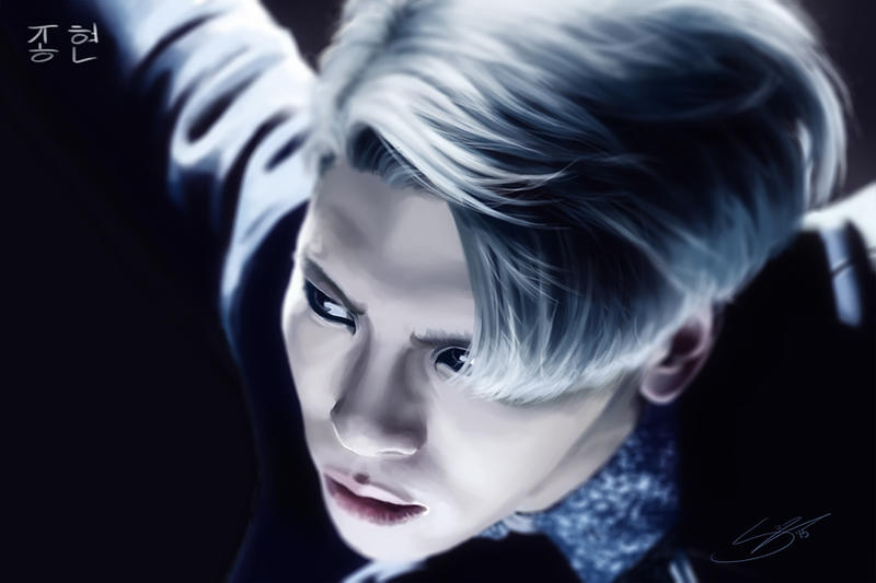 - Jonghyun - by Anathematixs