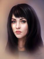 - Megan - by Anathematixs