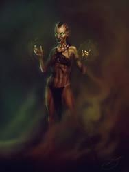- Shadowmancer - by Anathematixs