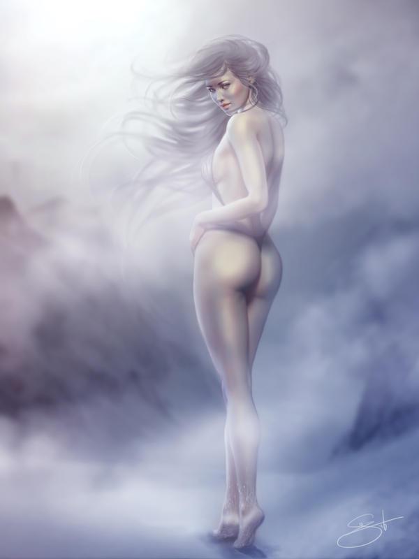 - Snow Angel -