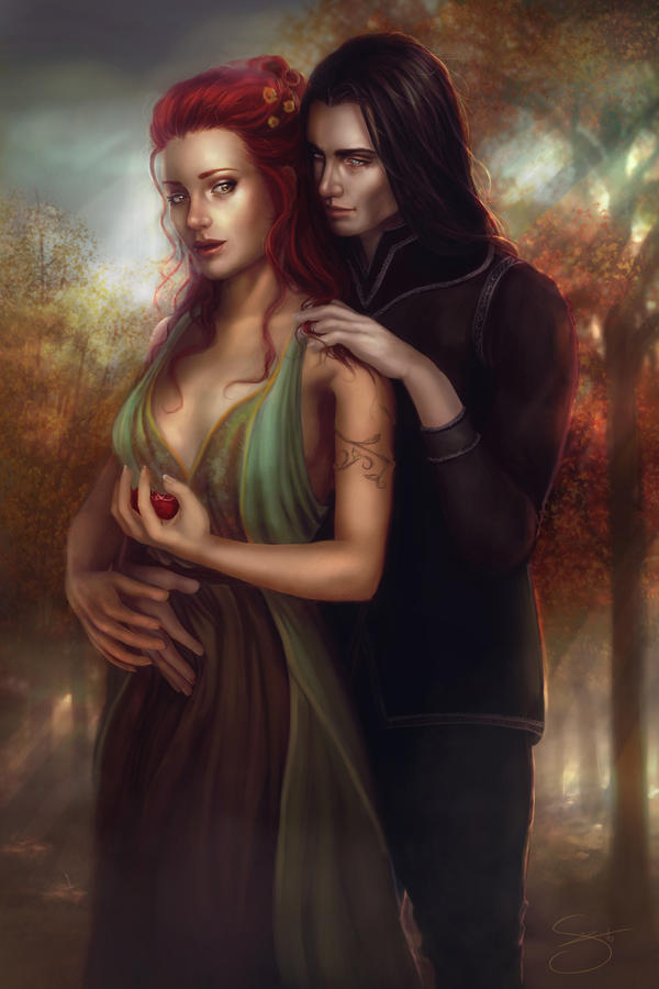 - Hades and Persephone -
