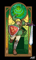Link Hero of Courage
