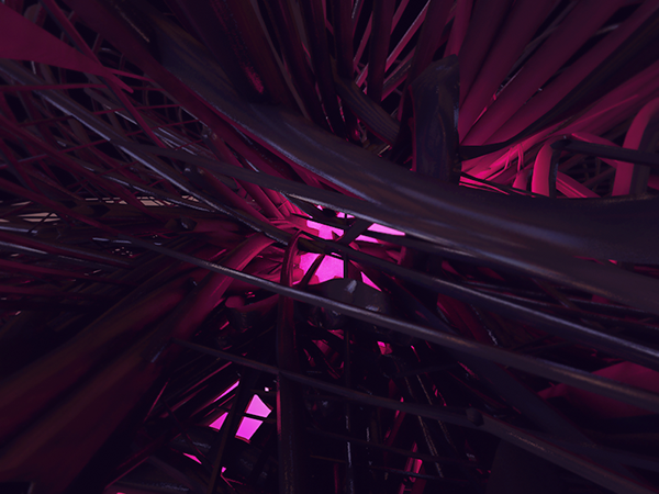 Tendril Ball by PurpleC4D