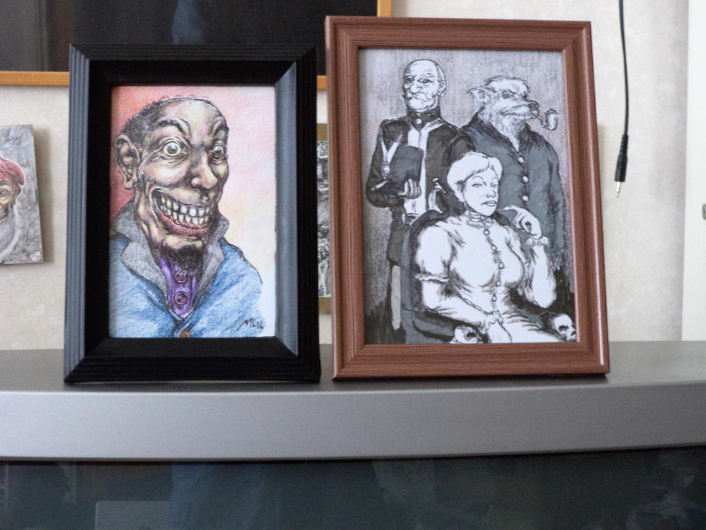 Family Portraits by Hunden73
