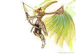 White Silver Dragoon Miranda