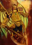 The Golden Dragoon