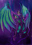 The Violet Dragoon