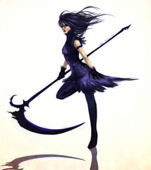 Raven the Reaper