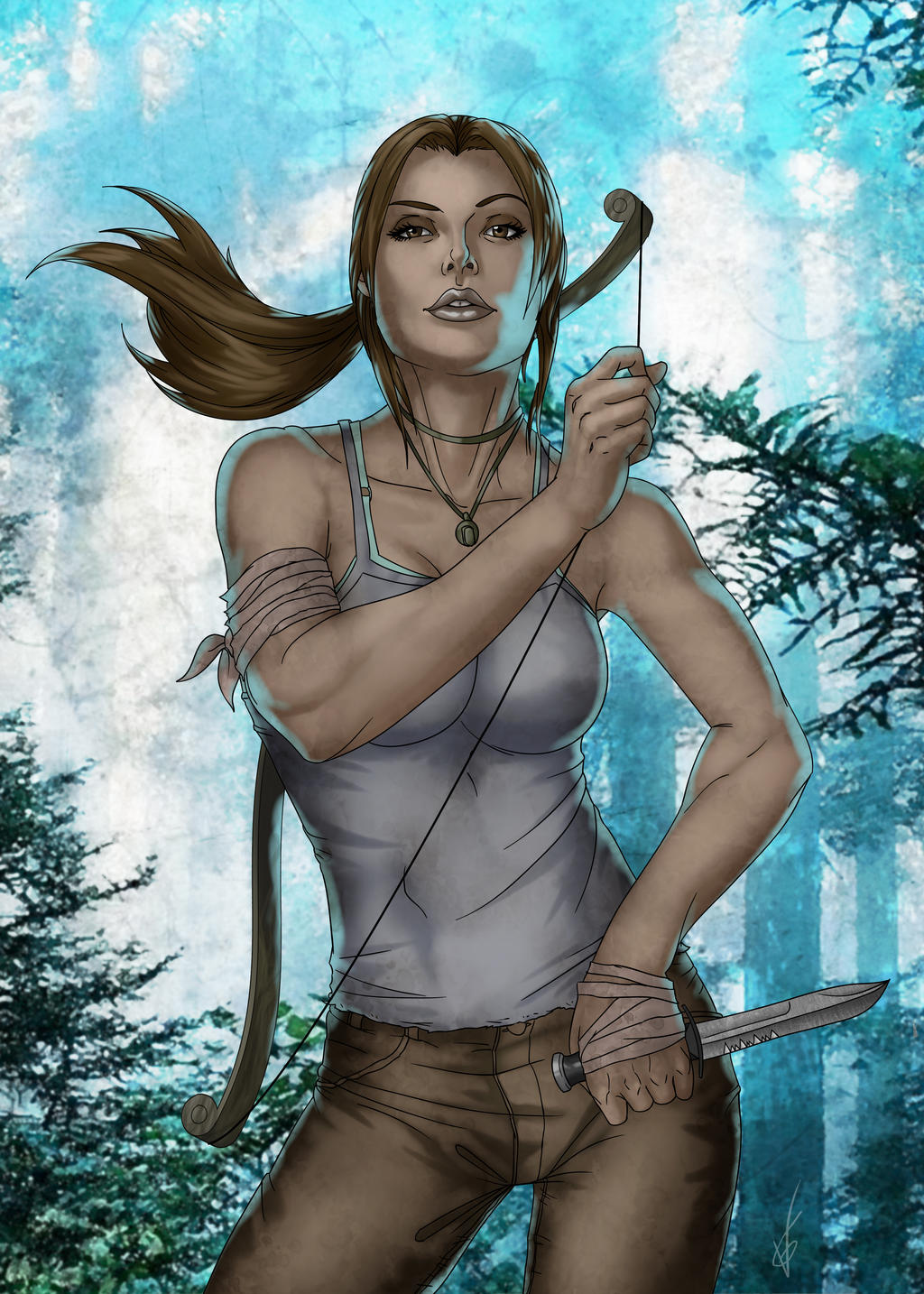 Tomb Raider Reborn by Darthval