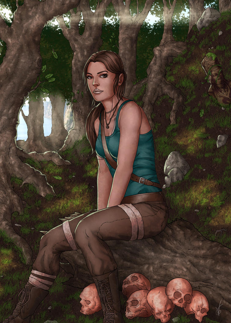 Tomb Raider Reborn 2 by Darthval