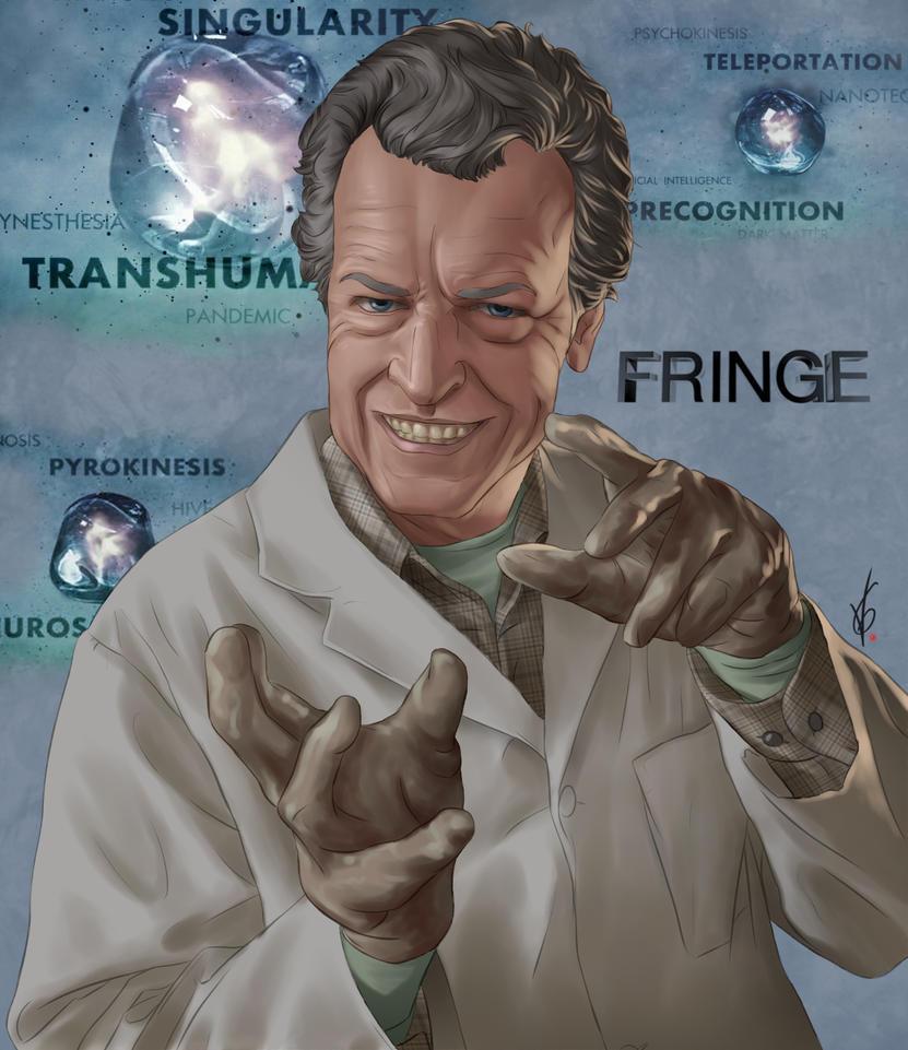 Fringe: Walter Bishop by Darthval