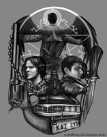 Always Happy To Bleed For The Winchesters by A-Anthony