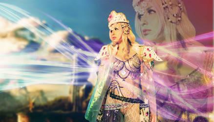 Magical Aura by DarkTifaStrife