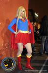 Supergirl powerful