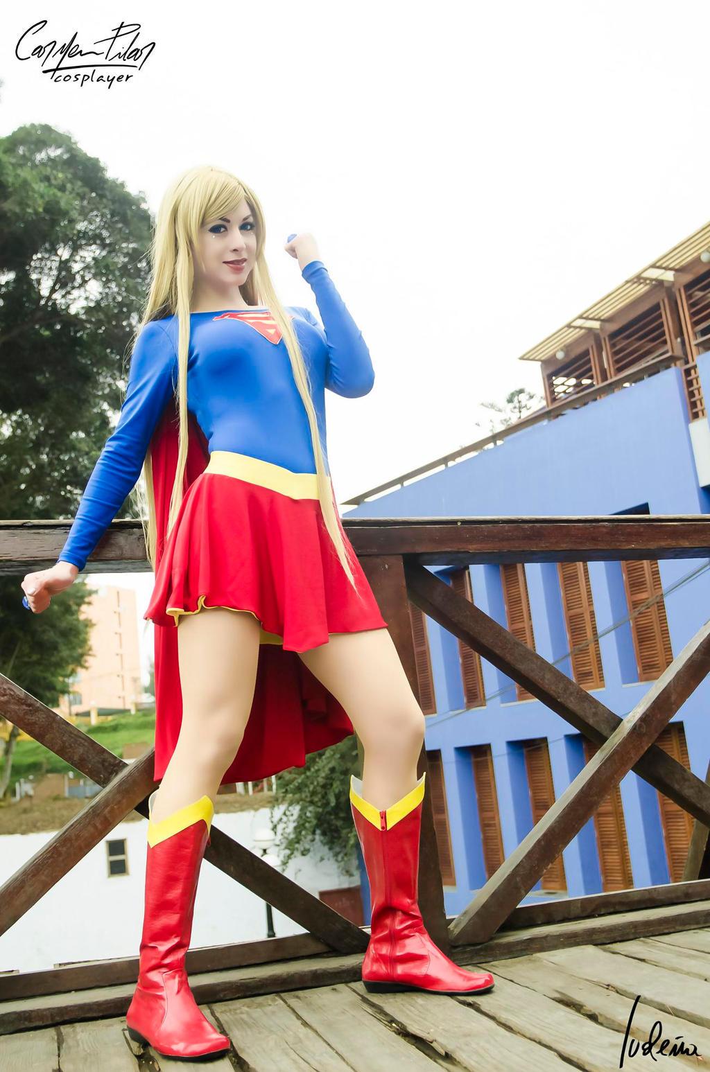 Super Girl by DarkTifaStrife