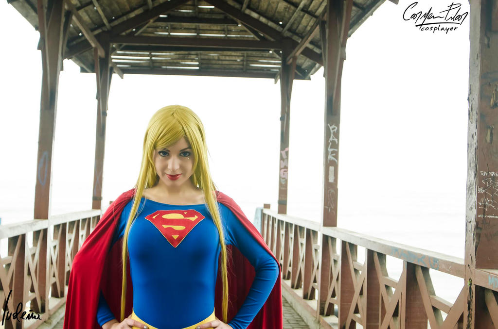 Supergirl Stand by DarkTifaStrife
