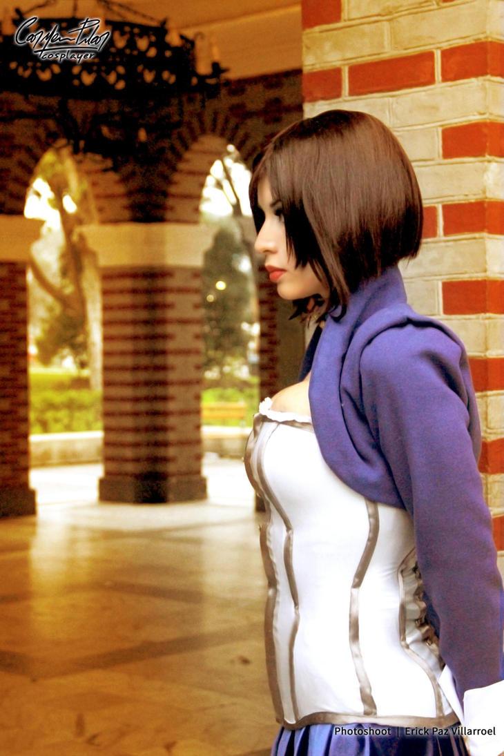 Elizabeth Profile by DarkTifaStrife