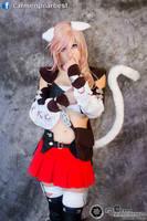 Little cat by DarkTifaStrife