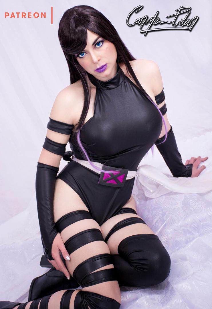Psylocke08 by DarkTifaStrife