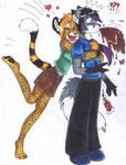 Trade - Cheetah Glomp