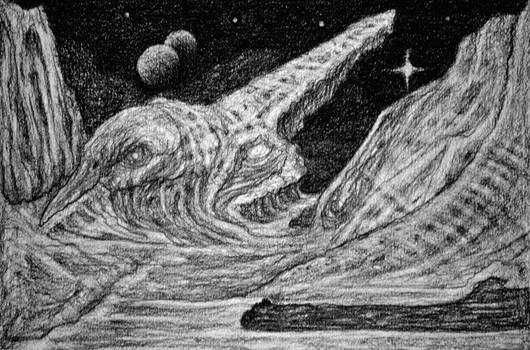 SfD - Alien Landscape I