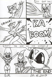 Rise Of The Vixoids Page 15 by Megamink1997