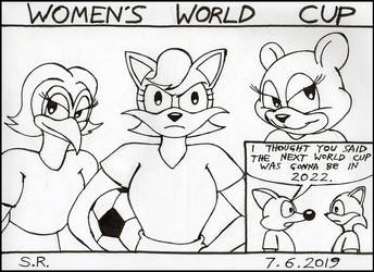 73 Women's World Cup by Megamink1997