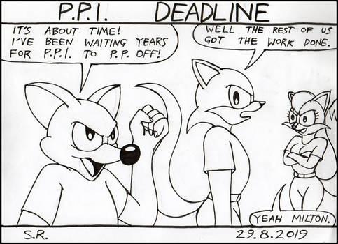 85 PPI Deadline