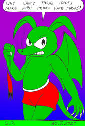 Summer Of 2020 Thomas The Dragon