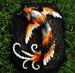 --SOLD--Hand Made Fantasy Koi Fish!
