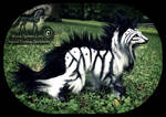 SOLD  Poseable Siberian Arctic Wolf!