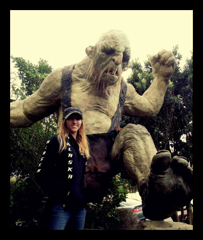Weta Workshop New Zealand! by Wood-Splitter-Lee