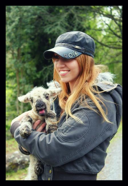 New Zealand Baby Lamb!! by Wood-Splitter-Lee