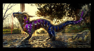 -SOLD-Hand Made Poseable Fantasy Dragon Guardian!