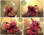 SOLD Hand Made Fantasy Creature Pet!