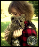 SOLD HAND MADE Poseable Baby Grizzly Bear Cub!
