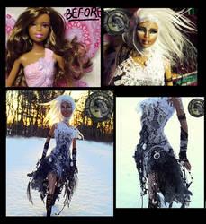Custom Barbie by Wood-Splitter-Lee