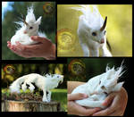SOLD  Puff The Baby Unicorn!